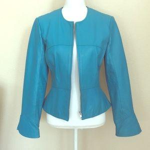 Shape FX 100% Leather Jacket
